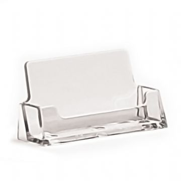 BC93 | 1 Pocket Landscape Business Card Holder